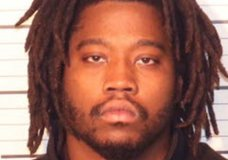 Arzel J. Ivery is seen in an undated photo provided by the Shelby County, Tenn., Sheriff's Office. Ivery, boyfriend of Amarah Banks, is charged in Milwaukee County, Wis., Ivery is charged with three counts of first-degree homicide. The bodies of Amarah Banks, 5-year-old Zaniya Ivery and 4-year-old Camaria Banks were discovered Sunday. Feb. 16, 2020. Autopsies are planned Monday on the bodies of Banks and her two young daughters that were found in a Milwaukee garage more than a week after they were reported missing. (Shelby County, Tenn. Sheriff's Office via AP)