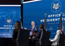 Next For Biden: Getting The Right Health Team As Virus Rages
