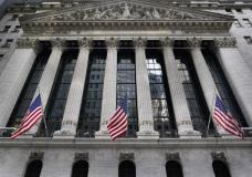 FILE - The New York Stock Exchange is seen in New York, Monday, Nov. 23, 2020. Stocks are openin...