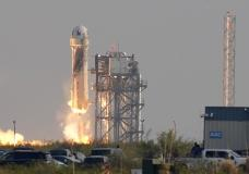 Jeff Bezos Blasts Into Space On Own Rocket: 'Best Day Ever'