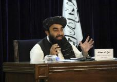 Taliban spokesman Zabihullah Mujahid speaks during a press conference in Kabul, Afghanistan Tuesday, Sept. 7, 2021. The Taliban on Tuesday announced a caretaker Cabinet stacked with veterans of their harsh rule in the late 1990s and subsequent 20-year battle against the U.S.-led coalition and its Afghan government allies. The line-up announced at the press conference is not likely to win the international support the Taliban so desperately need to avoid an economic meltdown. (AP Photo/Muhammad Farooq) AP NEWS Top Stories Video Contact Us Cookie Settings DOWNLOAD AP NEWS Connect with the definitive source for global and local news MORE FROM AP ap.org AP Insights AP Definitive Source AP Images Spotlight AP Explore AP Books FOLLOW AP THE ASSOCIATED PRESS About Contact Customer Support Careers Terms & Conditions Privacy All contents © copyright 2021 The Associated Press. All rights reserved.
