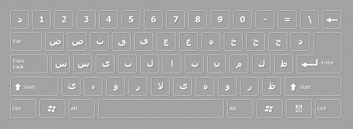 DOWNLOAD ON-SCREEN ARABIC KEYBOARD FOR FREE تحميل تظهر على