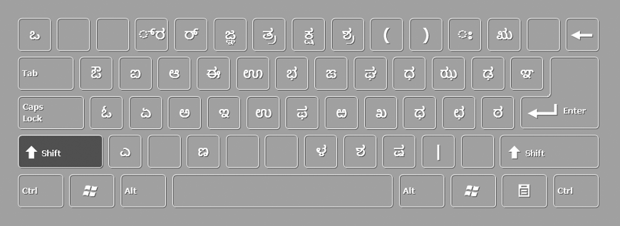 DOWNLOAD ON-SCREEN KANNADA KEYBOARD FOR FREE