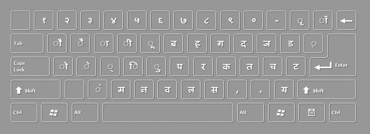 DOWNLOAD ON-SCREEN MARATHI KEYBOARD FOR FREE