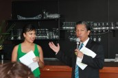 Program hosts Keesa Ocampo and Al Manalo | FroomzBlog