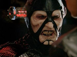 "FARSCAPE ""Mind the Baby"" -- Scorpius's cooling rod"