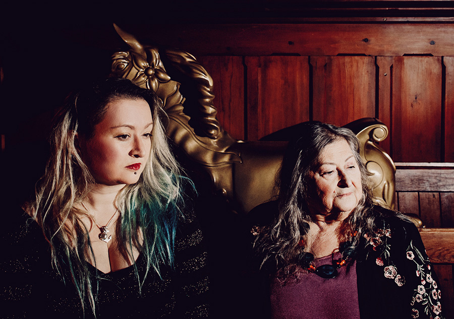 Anchor | Eliza Carthy & Norma Waterson