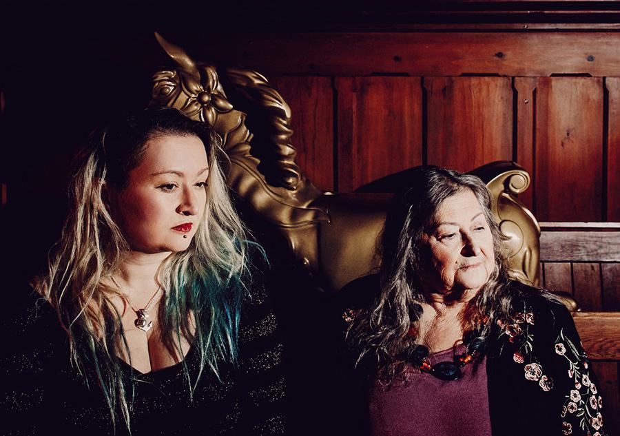 Anchor | Eliza Carthy & Norma Waterson