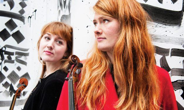 Home & Away: The Rheingans Sisters