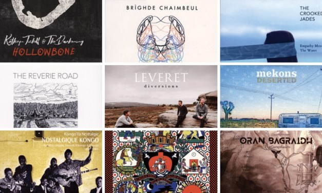 fRoots Playlist: Spring 2019
