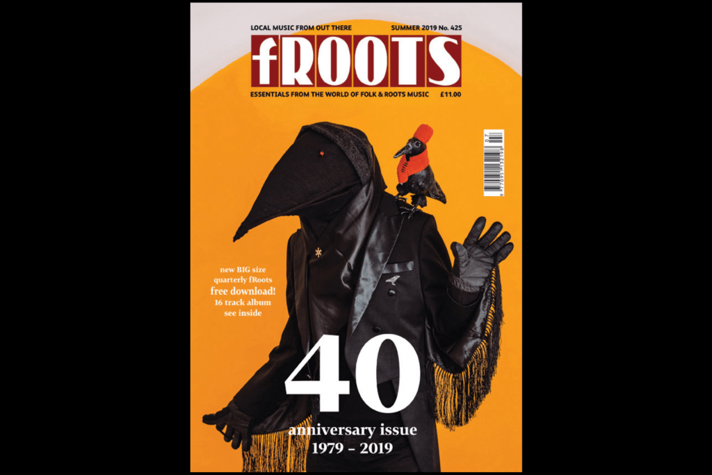 fRoots Digital Editions - fRoots Magazine