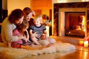 family_fireplace