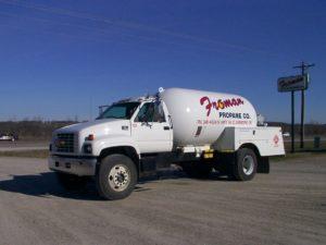 Froman Propane truck | Bixby, OK
