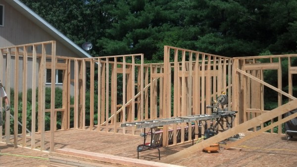 Carpentry Wall Framing