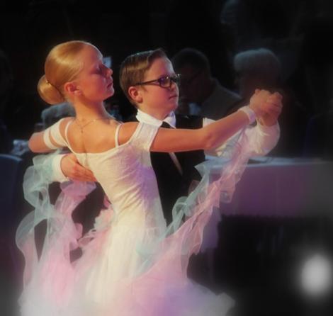 Juliana og Greger, Frosta Danseklubb