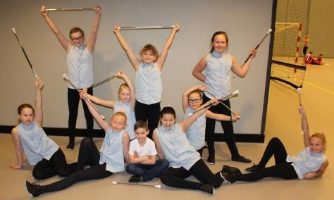 Drillaspiranter Frosta skolemusikk 2015