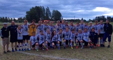 Bronsevinnere Storsjøcup G15 2015: Neset