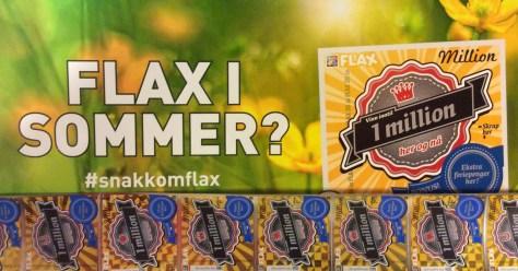 Vinn 1 meter Flax med Frostaporten-Quiz