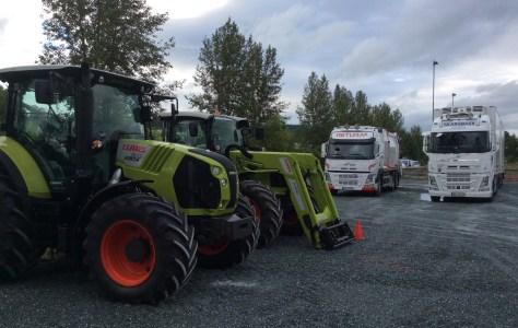 Frostadan ønsker også i år utstillere innen landbruk og anlegg.