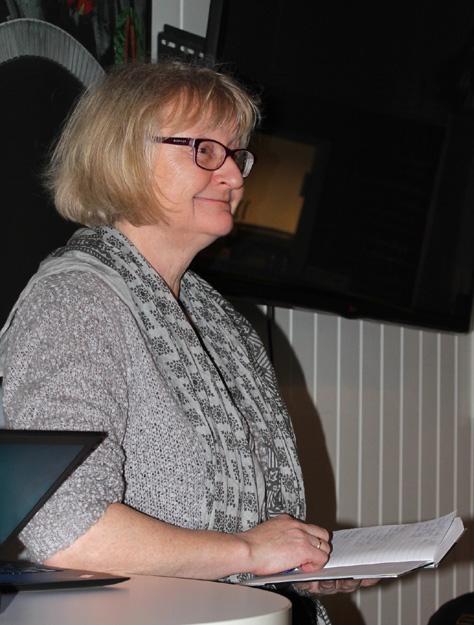 Liv-Edel Berg – Enhetsleder Teknisk område og landbruk, Frosta kommune