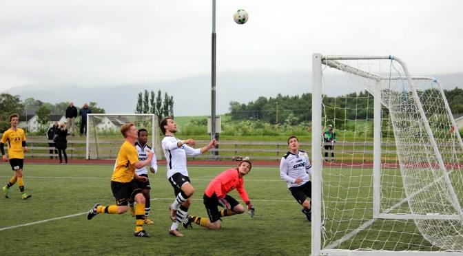 Ny fotballdag på Vinnatrøa