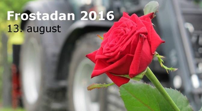 Innholdsrikt program for Frostadan
