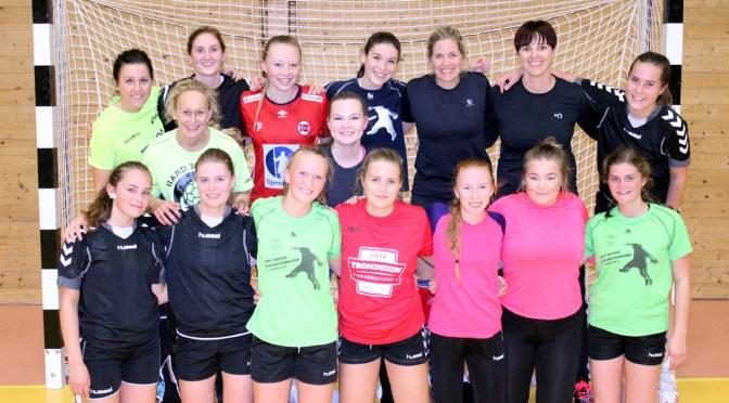 Sesongstart for damelaget i håndball