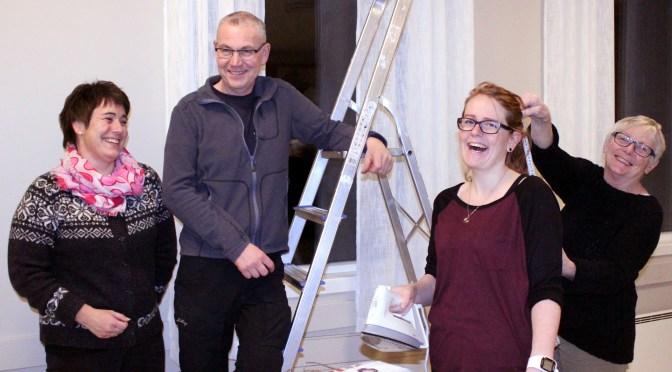 Litj'salen på Folkheim blir ny