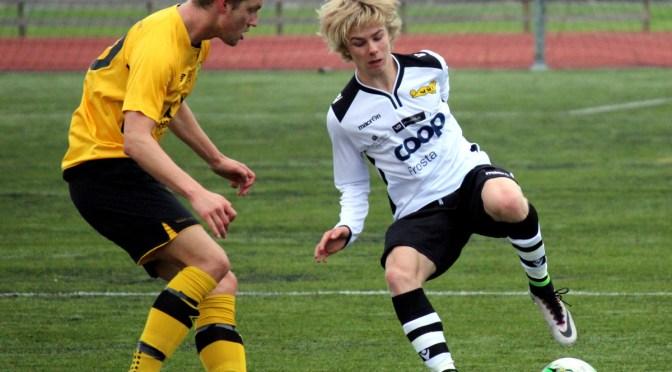 Følg Edvard og Norge G17 i fotball-EM