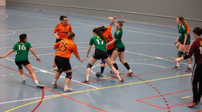 Slitekamp for Damelaget mot Utleira