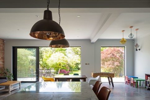 Claremont Road - Kitchen & Lighting