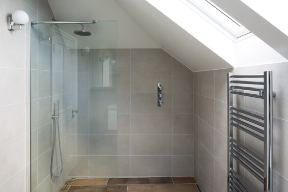 Claremont Road - Shower