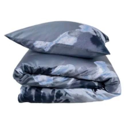 Gartex sengesæt Flores grå
