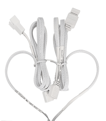 Frostec FS 120A White Main Braided Cable