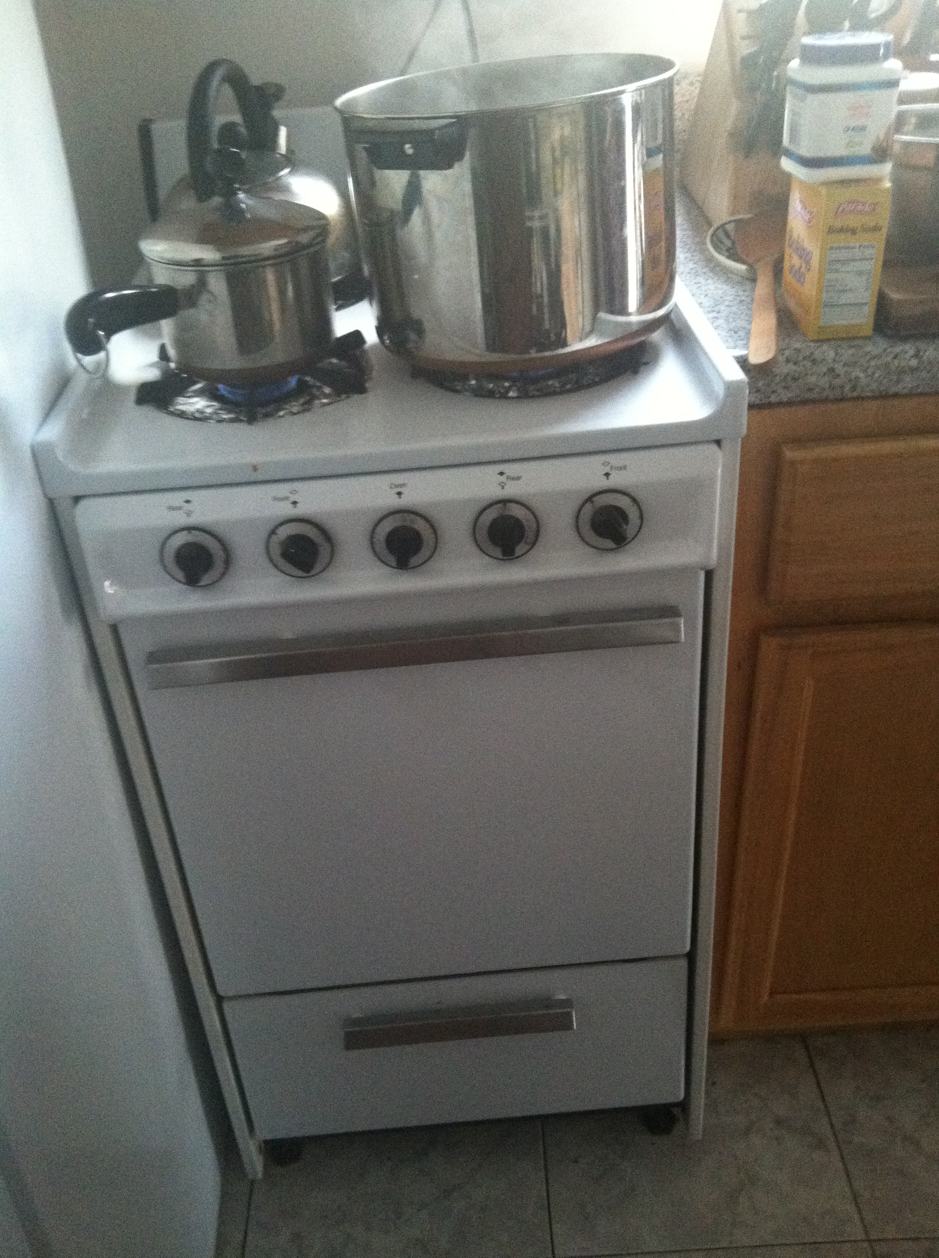 Apartment Size Oven