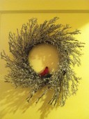 i also make wreathes