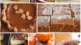 Thanksgiving Dessert Recipe Ideas and Inspiration www.frostedevents.com