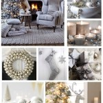 Holiday Inspiration- Silver Bells www.frostedevents.com Christmas Ideas