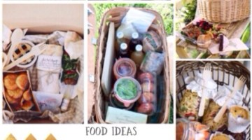 Pack a Perfect Picnic Ideas Inspiration www.frostedevents.com