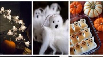 Boo! Haunting Halloween Ghost Inspiration