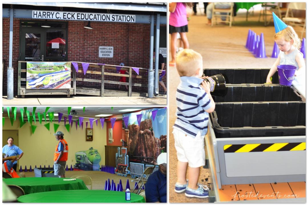Chuggington Train Baltimore Railroad Museum Maryland Kids Train Fun