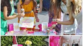 Best Summer Ever! A Sweet End of Summer Soiree #ShareFunshine #ad Summer Party Ideas