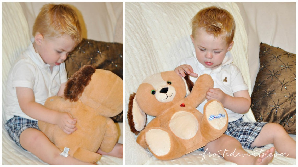CloudPets - Keep Loved Ones Close Stuffed Animal with Recordable Message