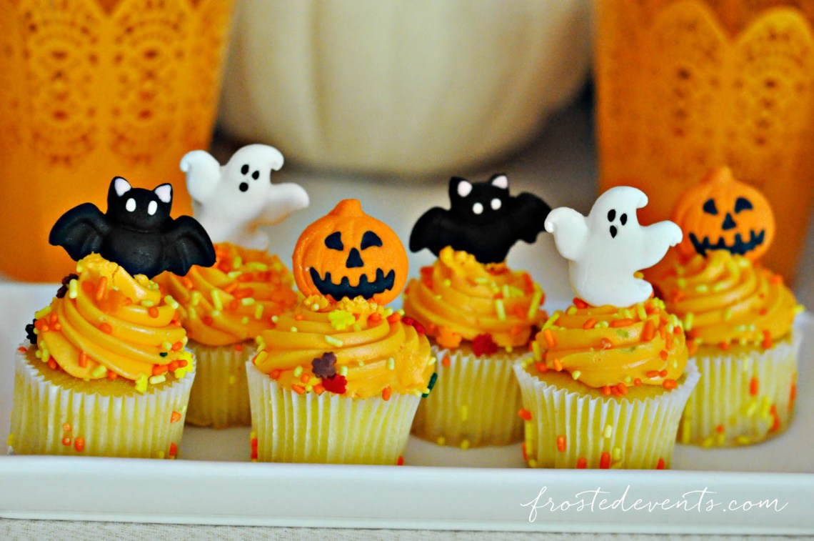 Halloween Ideas for Kids- Halloween Party Pumpkin Theme frostedevents.com