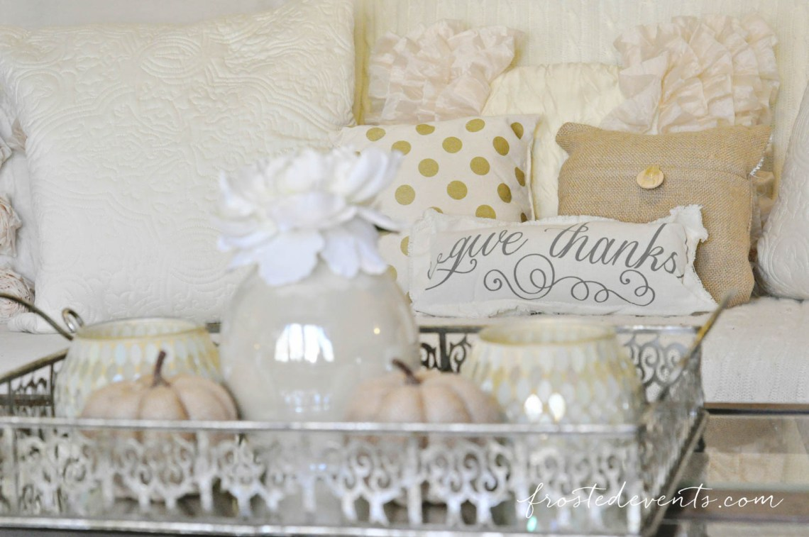 Thanksgiving Decor Ideas Thanksgiving Table Thanksgiving Decorations frostedevents.com