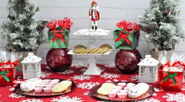 How To Host a Cookie Exchange + Easy Christmas Cookies Nestle Tollhouse Free Printables