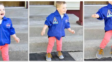 Cool Toys for Kids Aeromax Space Jacket Nasa Space Explorer Toy Review Blog STEAM toys astronaught