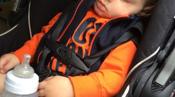 Garmin babyGam Lets Parents See in the Backseat Mom Review