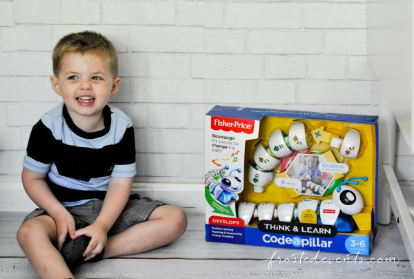 Educational Toys Toddlers Fisher Codeapillar