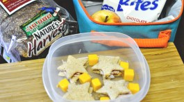 Lunchbox Hacks and Back to School Snack Ideas with Natures Harvest and Entenmanns